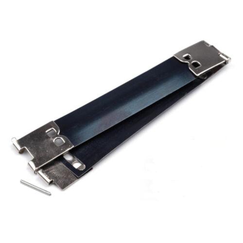 Staffelpreise Schnappverschluss Taschenverschluss Federverschluss 14x85 mm