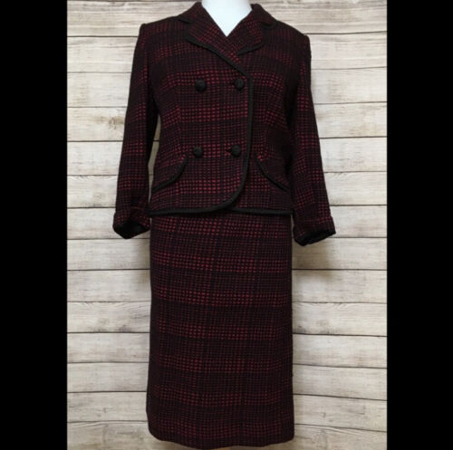 Vintage Cohen And Ruskin Womens Suit Set