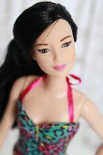 Barbie, bodyswitch, Tall body, Asian, OOAK, con ropa