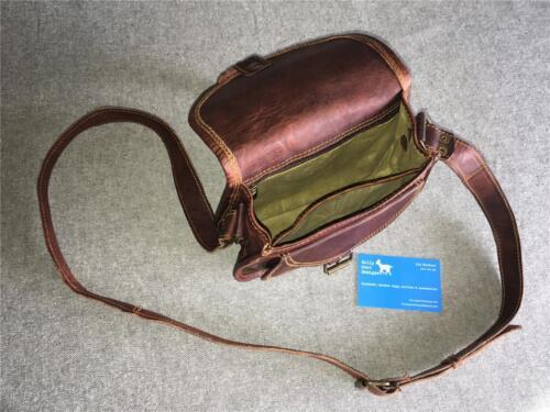 Handmade Goat Leather Handbag HPR-S Purse Shoulder Bag Billy Goat Designs