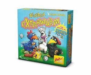 Spiel-Heckmeck-Extrawurm