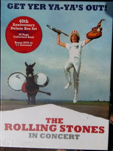 Rolling Stones: Get yer ya - ya's out, rock, 4oth…