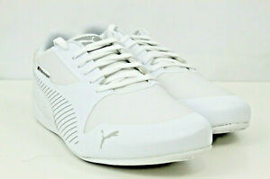 Puma-Mens-Shoes-BMW-Motorsport-Drift-Cat-7-Ultra-Leather-White-306386-02-Sz-11-5