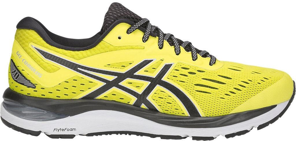 a98ba8718fc Asics Gel Cumulus 20 Mens - Yellow shoes Running nookqw2414-Men