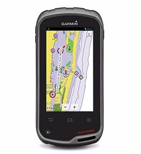 Garmin Monterra Android Powered Handheld Outdoor GPS 010-01065-00 **BRAND NEW**