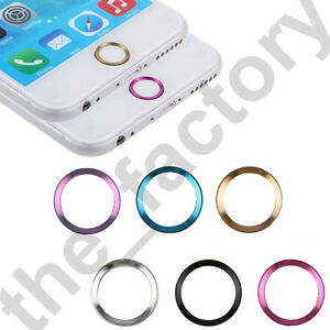 Metal-Home-Button-Ring-Circle-Cover-Sticker-Skin-For-iPhone-5S-6-6S-6Plus-Ipad