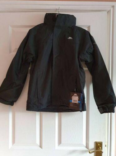 BNWT Trespass Kid/'s Skydive Waterproof 3 in 1 Jacket Age 11-12 RRP £49.99