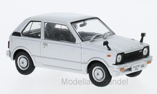 Suzuki Alto RHD 1979-Argent - 1 43 First 43 Models  New