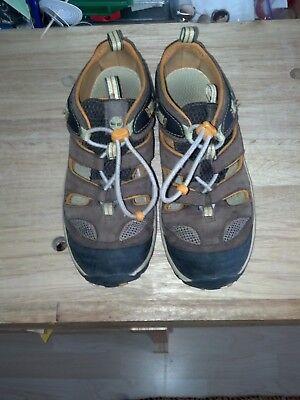 Halbschuhe Sneaker Übergangsschuhe Schuhe von Timberland in Größe 36 braun