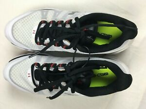 Under-Armour-Men-039-s-Micro-G-Running-Shoe-Size-7-5-Black-White
