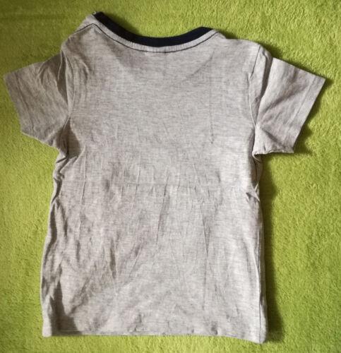 92 H/&M Baumwolle Tigger Krokodil Froschkönig Streifen T-Shirt für Jungen Gr