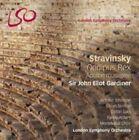 Stravinsky: Oedipus Rex; Apollon musagŠte Super Audio Hybrid CD (CD, Apr-2014, LSO Live (UK))