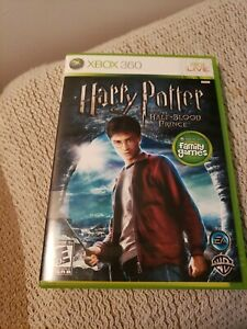 Xbox 360 Harry Potter And The Half Blood Prince complete. Good used condition.