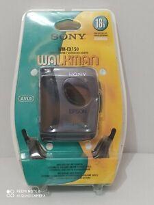 Walkman-Sony-WM-EX150-Cassette-Player-Anos-90