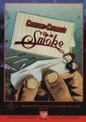 Cheech And Chong's Up In Smoke (DVD, 2003) - VGC