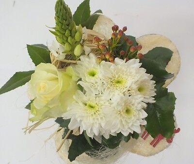 """Blumensträuße Pflanzen, Sämereien & Zwiebeln Kostenlose Glückwunschkarte Blumenstrauß...blumen Profitieren Sie Klein Blumenversand """"wintertraum"""""""