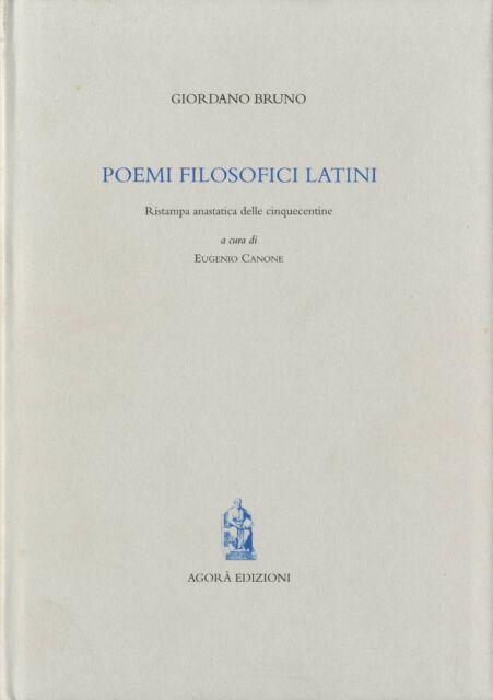 Poemi filosofici latini