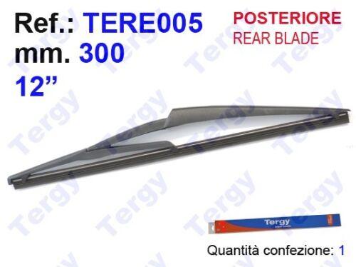 TERE005 SPAZZOLA TERGICRISTALLO POSTERIORE  TOYOTA  RAV-4  2000