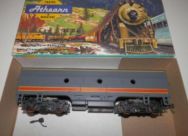Athearn Ho Train F7B Diesel Engine PRR Dummy new in box