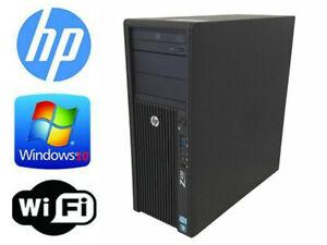 HP-Z420-Workstation-Xeon-E5-1620-V2-3-7GHz-32GB-240GB-SSD-1TB-HD6450-Win10-WIFI
