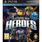 Heroes PlayStation Move Ps3 Game &
