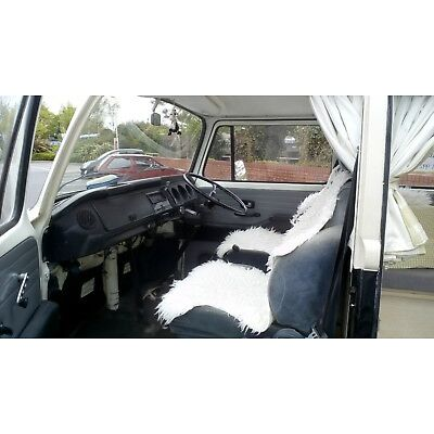 VW camper van. 1972 bay window.