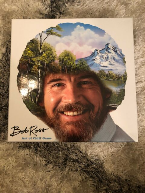 Bob Ross: The Art of Chill Game from Big G Creative - YouTube