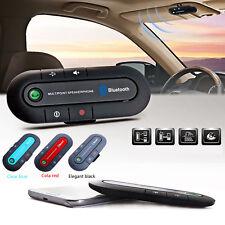 Universal Bluetooth Car Kit Wireless Handsfree Speaker Phone In-Car Speakerphone