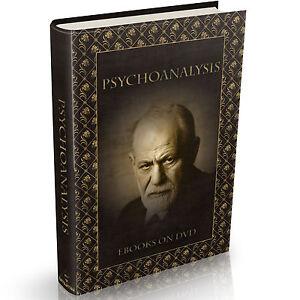 138 PSYCHOANALYSIS Books on DVD Freud Psychology Dream ...