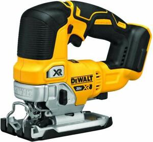DEWALT-DCS334B-20-Volt-MAX-XR-D-Handle-Cordless-Jig-Saw-Tool-Only