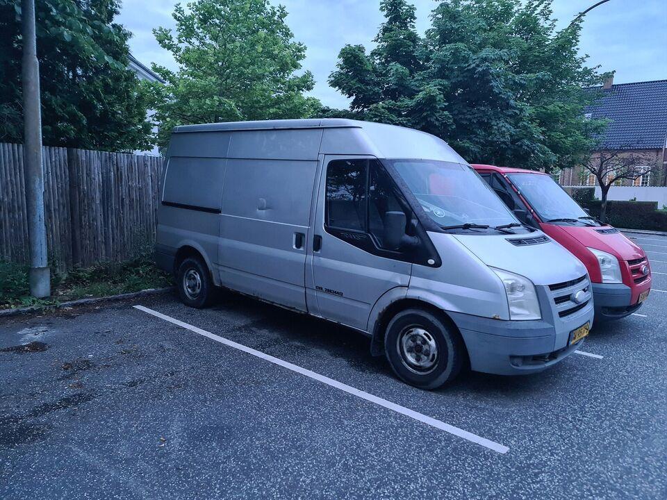 Ford, Transit 300L Van, 2,2 TDCi 110
