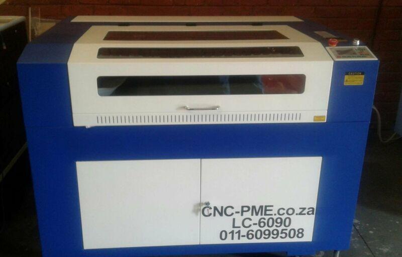 PS 9060 Laser Cutter 80 Watt