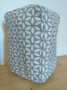 Grey-Scandi-Geo-Scandi-Geometric-Fabric-Door-Stop-Door-Stopper-100-Cotton
