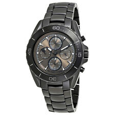 Michael Kors JetMaster Black Dial Mens Chronograph Watch MK8517