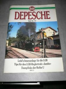 Depeschen Heft-Nummer Nr 77/ 2, 1994 - Reken, Deutschland - Depeschen Heft-Nummer Nr 77/ 2, 1994 - Reken, Deutschland
