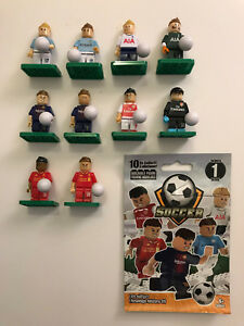 OYO-Sports-MLS-Premier-League-Soccer-Buildable-Figure-Series-1-You-Pick