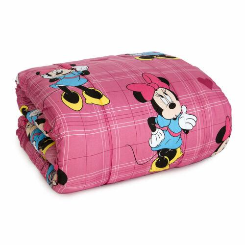 dimensioni varie U694 Trapunta piumone invernale Minnie Disney