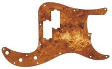 P Bass Precision Graphic Pickguard Custom Fender 13 Hole Guitar Pick Guard Rusty