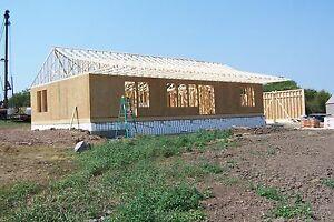 Panelized Kit Home House Prefab Home House Lumber Home