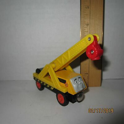 4 MAGNETIC CARGO LOADS Thomas /& Friends WOODEN Wood Railway NEW Loose Crane