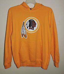 3f8d32ea Details about Washington Redskins NFL Men's Hoodie/Hooded Tek Patch  Sweatshirt Size Medium-NWT
