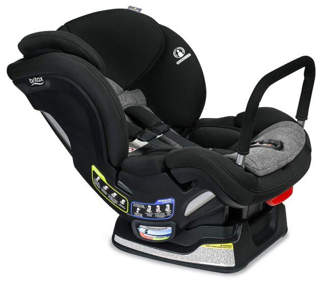 Britax Boulevard ClickTight Car Seat Stay Clean Grey w ...