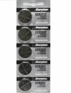 Lot-of-5-PC-ENERGIZER-CR2032-WATCH-BATTERIES-3V-LITHIUM-CR-2032-DL2032-BR2032