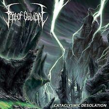 FACE OF OBLIVION - CD - Cataclysmic Desolation