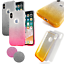 Handy-Huelle-Bling-Glitter-Etui-Cover-Back-Case-Schutz-Schale-Huawei-Honor-7S