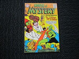 House-of-Mystery-147-1964-VF-NM-Martian-Manhunter