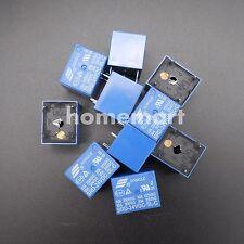 NEW 10pcs SRD-24VDC-SL-C 5Pin SONGLE Power Relay 24V DC SPDT PCB Type SRD Blue !
