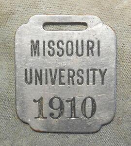 Missouri-University-1910-Fob-Slot-Uniface-All-Incuse-MO