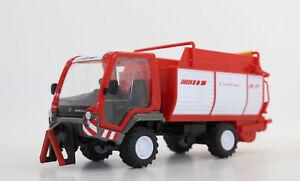 Siku-3061-Lindner-Unitrac-avec-Remorque-1-32-nouvelles-EMBALLAGE-D-039-ORIGINE