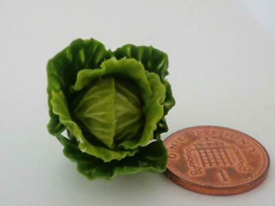 1:12 Scale 4 Large Untrimmed Spring Onions Tumdee Dolls House Kitchen Accessory